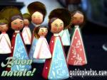 >Fröhliche Weihnachten in verschiedenen Sprachen - Italienisch