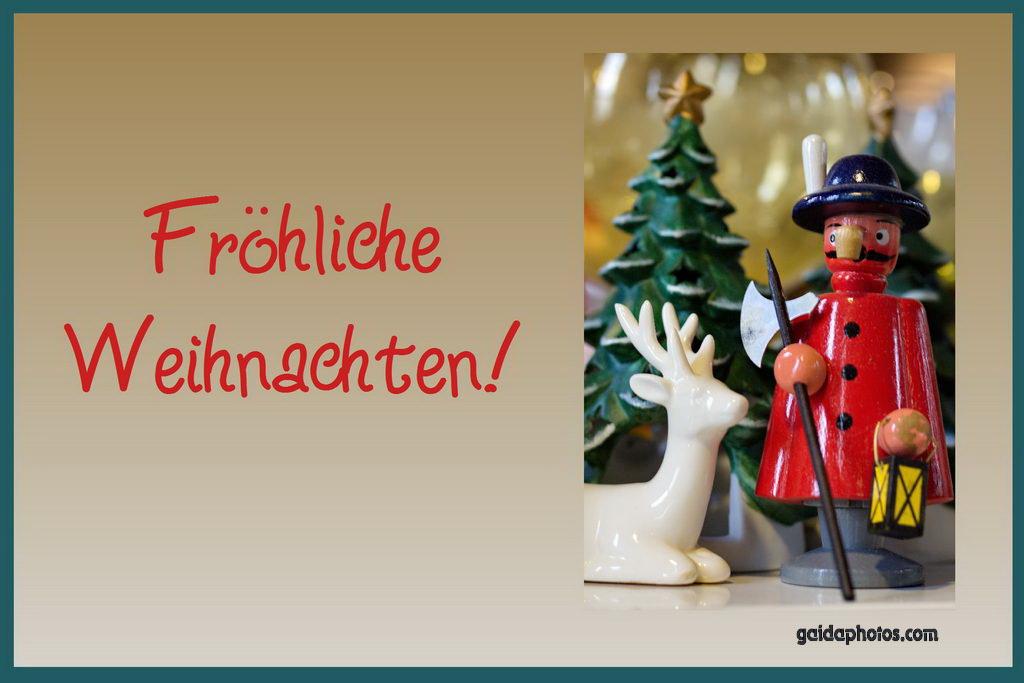 Fröhliche Weihnachten - kostenlose Karten - weihnachten-neu.org