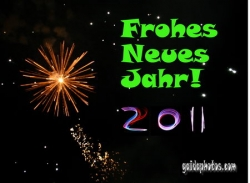 Frohes Neues Jahr & Silvester