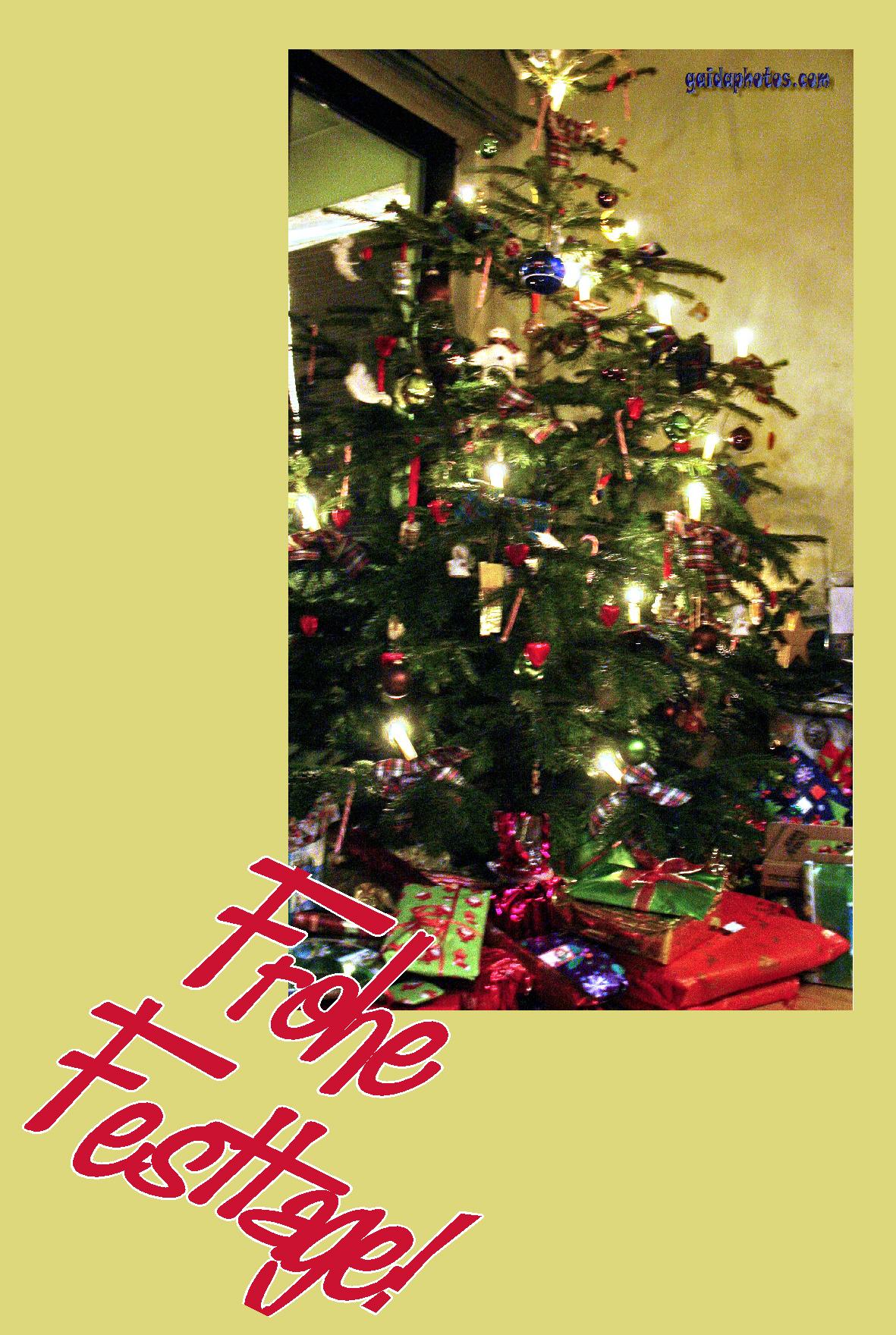 Kostenlose weihnachtskarten mit weihnachtsbaum weihnachten - Bilder weihnachtskarten ...