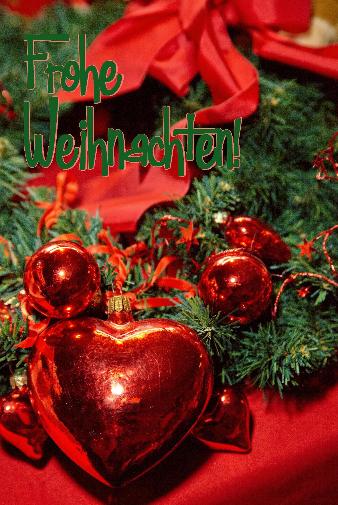 kostenlose weihnachtskarten mit weihnachtsbaum