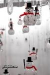 schöne Bilder zu Weihnachten: Schneemann