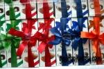 Weihnachtsbilder, Weihnachtsgrüße selber basteln - Geschenke