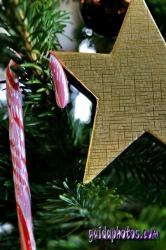 Weihnachtsbilder, Weihnachtswünsche zum Ausdrucken - Sterne