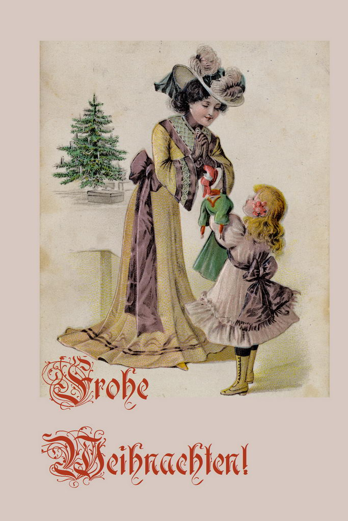 frau archive weihnachten