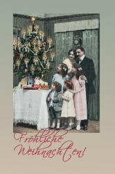 Weihnachtskarte kostenlos