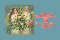Weihnachts- und Neues Jahr kostenlos