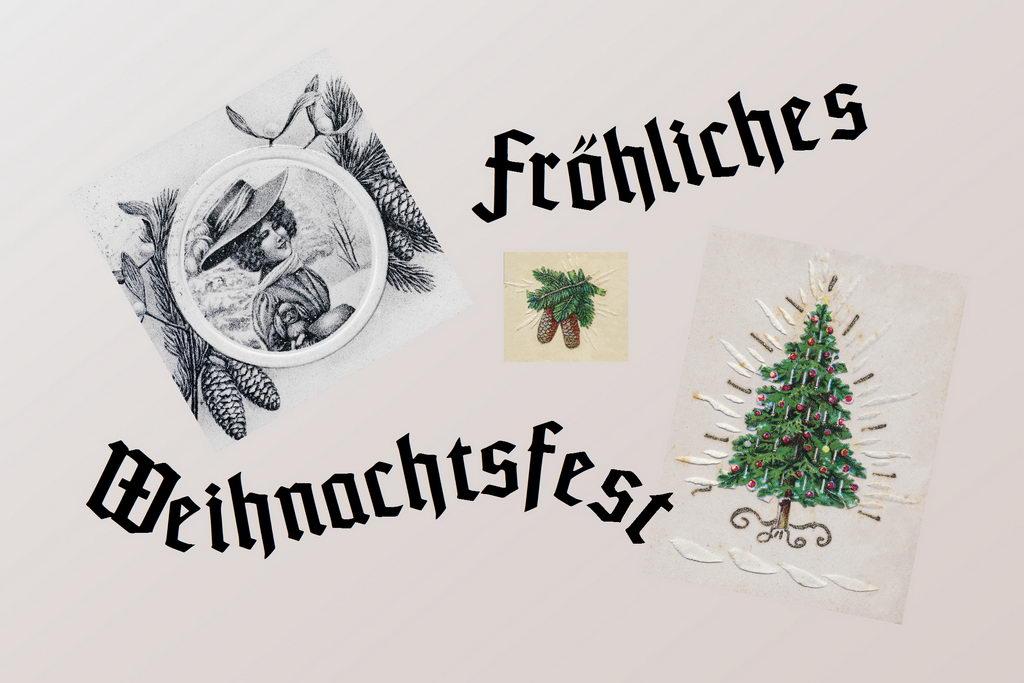 Weihnachtskarten: Aus Alt mach Neu - weihnachten-neu.org